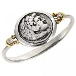 Alexander the Great Coin Bracelet