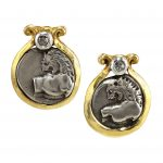 Chersonesus Coin Earrings