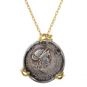 Artemis Coin Pendant